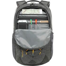 The North Face Jester Backpack asphalt grey dark heather/zinnia orange